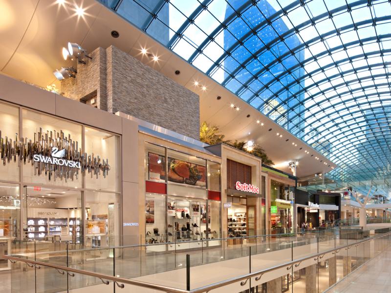 GH+A se consacre purement et simplement à la conception d'espaces commerciaux