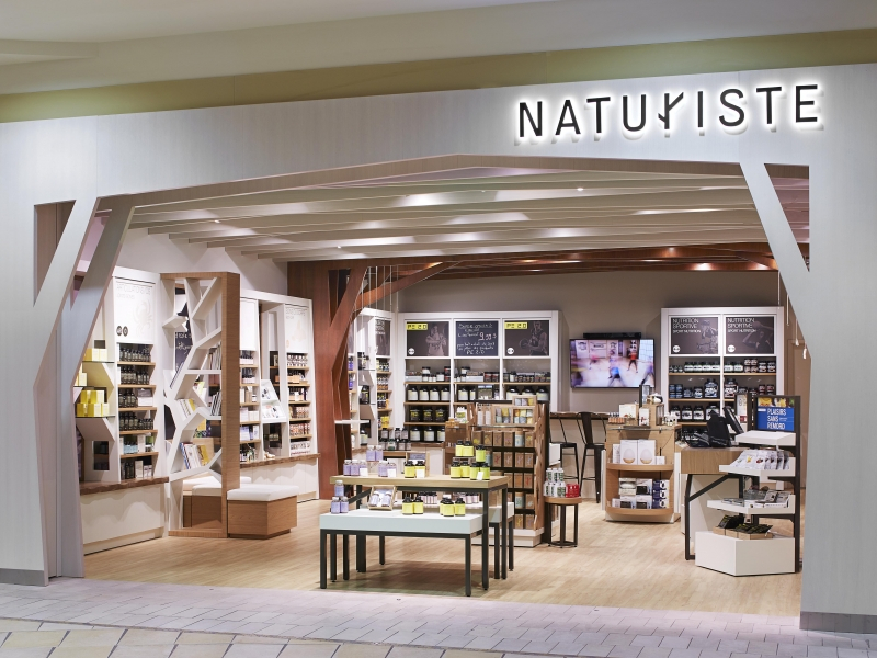 Les ventes en boutique pour l'année ont bondi de 23 % pendant les trois mois qui ont suivi l'implantation du nouveau concept, puis de 53 %