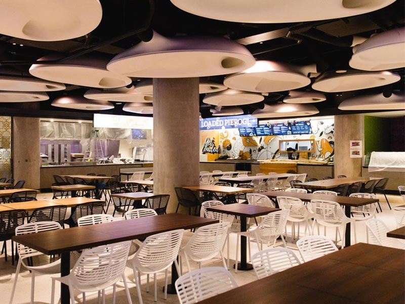 Union Station Unveils Impressive Food Court as Part of Multi-Year Mega-Development
