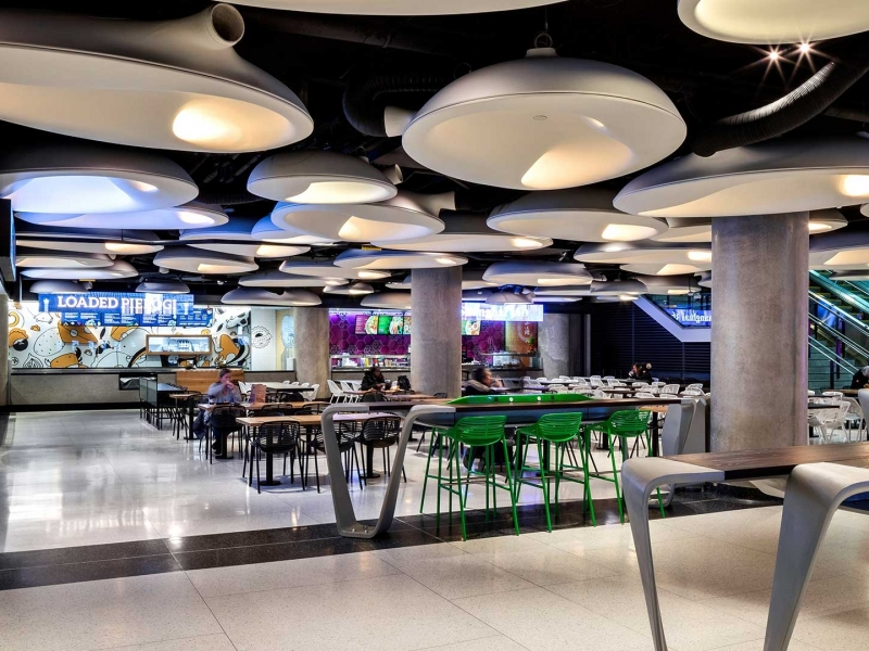 Union Station's Food Court is redefining food-court experience with local and brand relevance