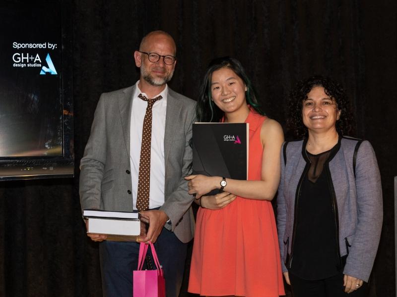GH+A Emerging Designer Award