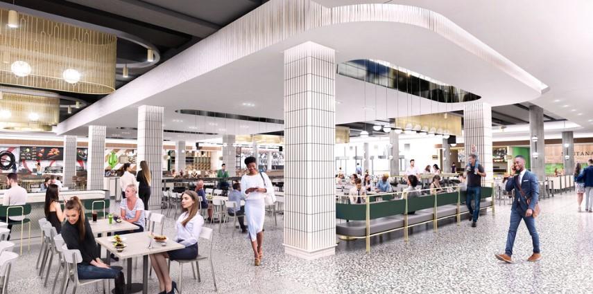 CF Fairview Pointe-Claire: une rénovation de $30 millions dont l'ancien espace Sears qui accueillera la marque Simons et une foire alimentaire
