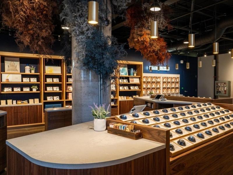 FIKA Herbal Goods Opens In Toronto's Distillery District
